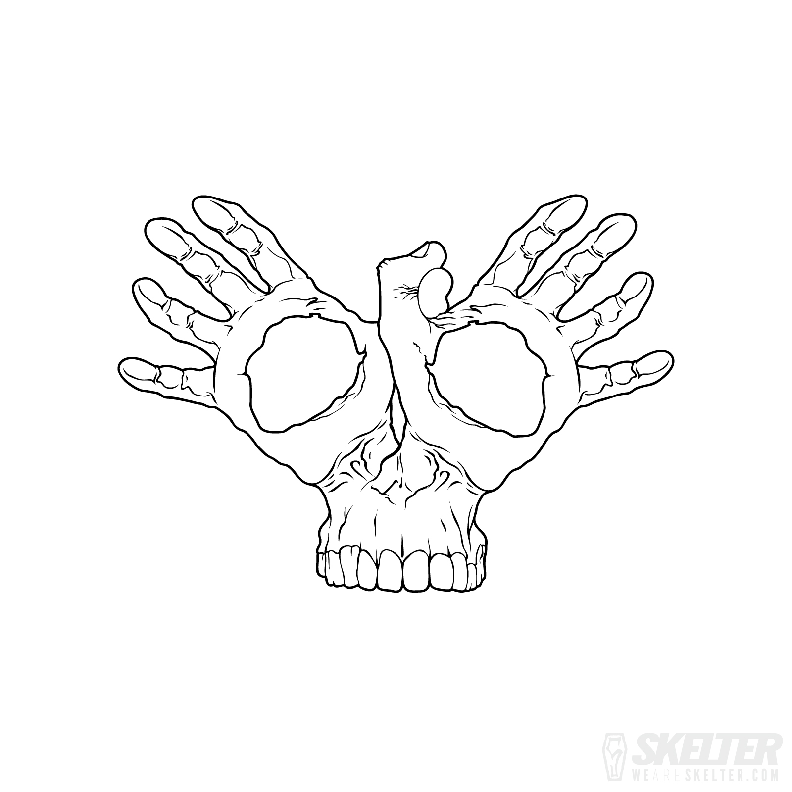 skelter-skullifly-design