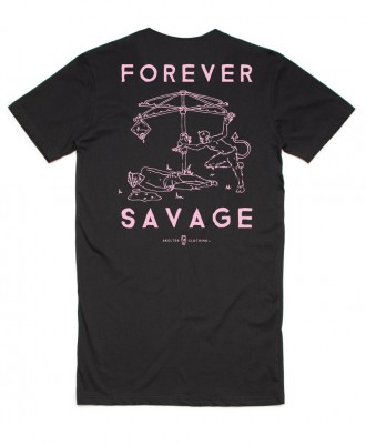 Skelter Clothing Forever Savage Tee