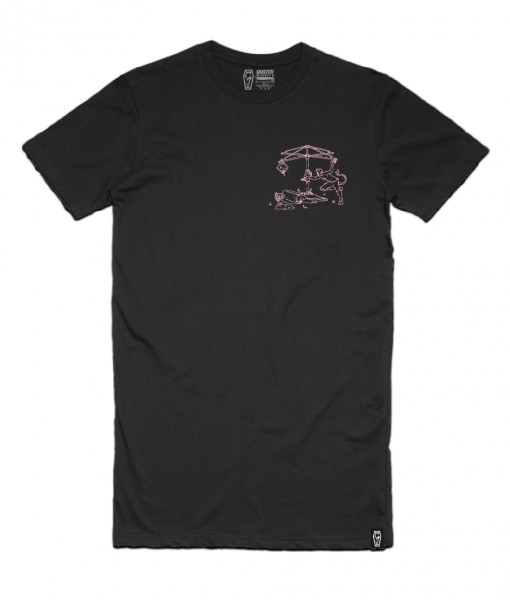 Skelter Clothing Forever Savage Tee Front