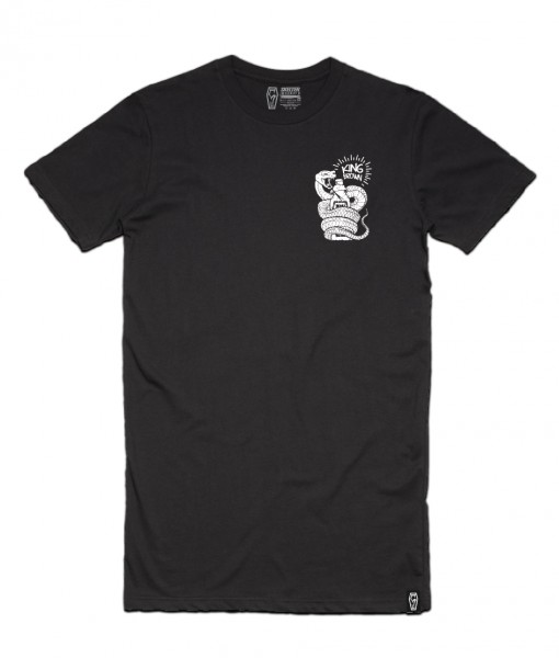 Skelter Clothing King Brown Tee