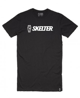 Skelter Clothing logo tee